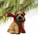 DTX40C Shar Pei, Cream Christmas Ornament