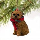 DTX64 Norfolk Terrier Christmas Ornament
