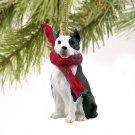 DTX65B Pit Bull Terrier, Brindle Christmas Ornament