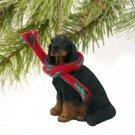 DTX66 Gordon Setter  Christmas Ornament