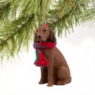 DTX97 Vizsla Christmas Ornament