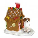 GBHD27B Brittany, Brown & White Ginger Bread House