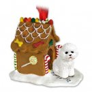 GBHD29 Bichon Frise Ginger Bread House