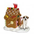 GBHD44 Saint Bernard, Smooth Coat Ginger Bread House
