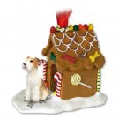 GBHD59 Wire Haired Fox Terrier Ginger Bread House