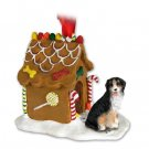 GBHD61 Bernese Mountain Dog Ginger Bread House