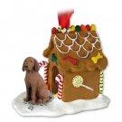 GBHD97 Vizsla Ginger Bread House