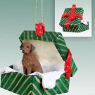 GGBD90 Chesapeake Bay Green Gift Box Ornament