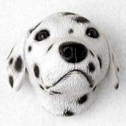 PDM02 Dalmatian Puppy Magnet