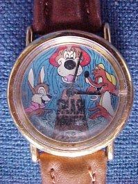 1989 Disneyland Splash Mountain Cast Watch MB