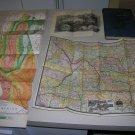 Old Denver and Rio Grande RR Map, Climatic Map of California Southern Pacific RR Co. 1888 and more!