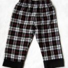 Cotton Flannel Reversible Pull-on Pants for Toddler