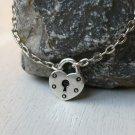Lock Bracelet / Lock Anklet / Lock Chain Bracelet