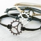 Gear Bracelet - Good for Man (many colors to choose)