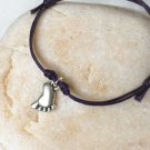 Baby Foot Bracelet /Baby Foot Anklet (many colors to choose)