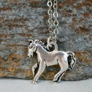 Horse Necklace (Many charms to choose)