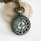 Pocket Watch Necklace / Clock Necklace (8 styles to choose)
