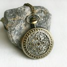 Large Pocket Watch Necklace (2 styles to choose)