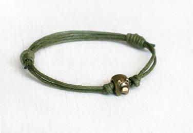 Pig Bracelet, Pig Anklet, Heart Bracelet,  Music Note Bracelet (5 charms and many colors to choose)