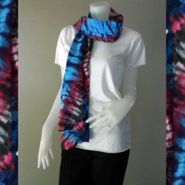 Free Shipping Tie Dye Cotton 100 % Handmade Scarft Shawl (01)