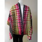 Free Shipping Colorful Tie Dye Cotton Boho Hippie Fashion Scarf Wrap Shawl (12)