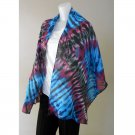 Free Shipping New-Womens-Tie-Dye Cotton Shawl-Fashion-Scarf (13)