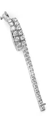 3.00 CTW ROUND DIAMOND TENNIS BRACELET 14 K GOLD
