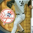 2009 A.J. Burnett MLB Fathead Tradeable - New York Yankees