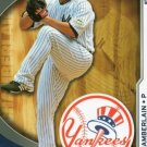 2009 Joba Chamberlain MLB Fathead Tradeable - New York Yankees