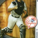2009 Jorge Posada MLB Fathead Tradeable - New York Yankees