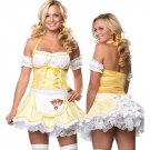 Storybook Goldilocks Fairytale Costume