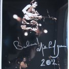 SUPERB NILS LOFGREN SIGNED PHOTO + COA!!!