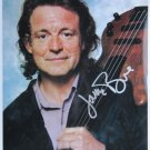 SUPERB JACK BRUCE SIGNED PHOTO + COA!!!