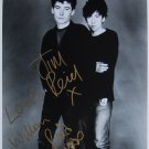SUPERB JESUS AND MARY CHAIN SIGNED PHOTO + COA!!!