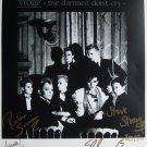 SUPERB VISAGE SIGNED PHOTO + COA!!!