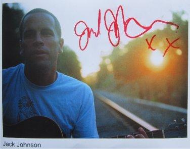 SUPERB JACK JOHNSON SIGNED PHOTO + COA!!!