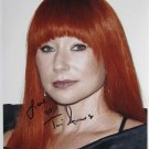 SUPERB TORI AMOS SIGNED PHOTO + COA!!!