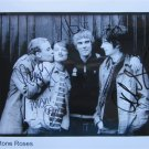 SUPERB STONE ROSES SIGNED PHOTO + COA!!!