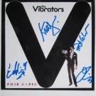 SUPERB VIBRATORS SIGNED PHOTO + COA!!!