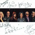 SUPERB CURVED AIR SIGNED PHOTO + COA!!!