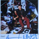 SUPERB THE CULT SIGNED PHOTO + COA!!!