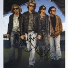 SUPERB BON JOVI SIGNED PHOTO + COA!!!