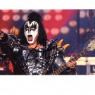 SUPERB GENE SIMMONS SIGNED PHOTO + COA!!!