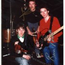 SUPERB THE JAM SIGNED PHOTO + COA!!!
