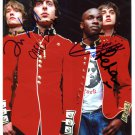 SUPERB LIBERTINES SIGNED PHOTO + COA!!!