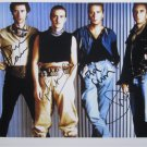 SUPERB ULTRAVOX SIGNED PHOTO + COA!!!