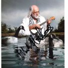 SUPERB MICK FLEETWOOD SIGNED PHOTO + COA!!!