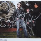 SUPERB STEREOPHONICS SIGNED PHOTO + COA!!!