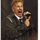 SUPERB JOHN LYDON SIGNED PHOTO + COA!!!