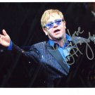 SUPERB ELTON JOHN SIGNED PHOTO + COA!!!